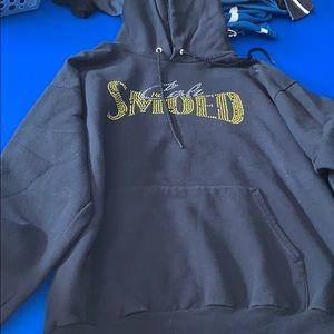 Cali smoed hoodie